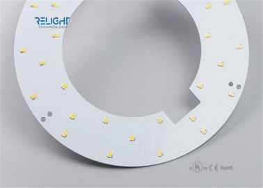 الصين Waterproof Sign LED PCB Module , High CRI LED Module Panel Ring Shape مصنع